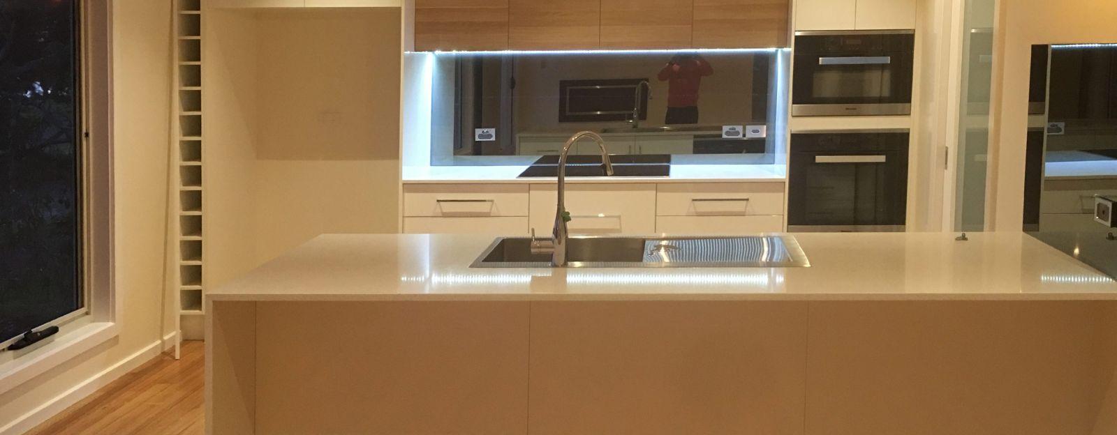 living homes kitchen
