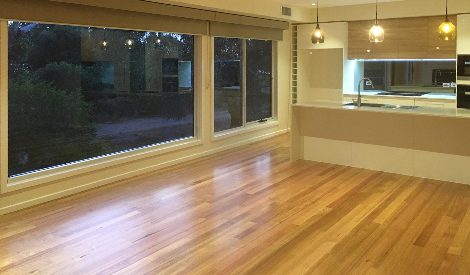 home kitchen flooring