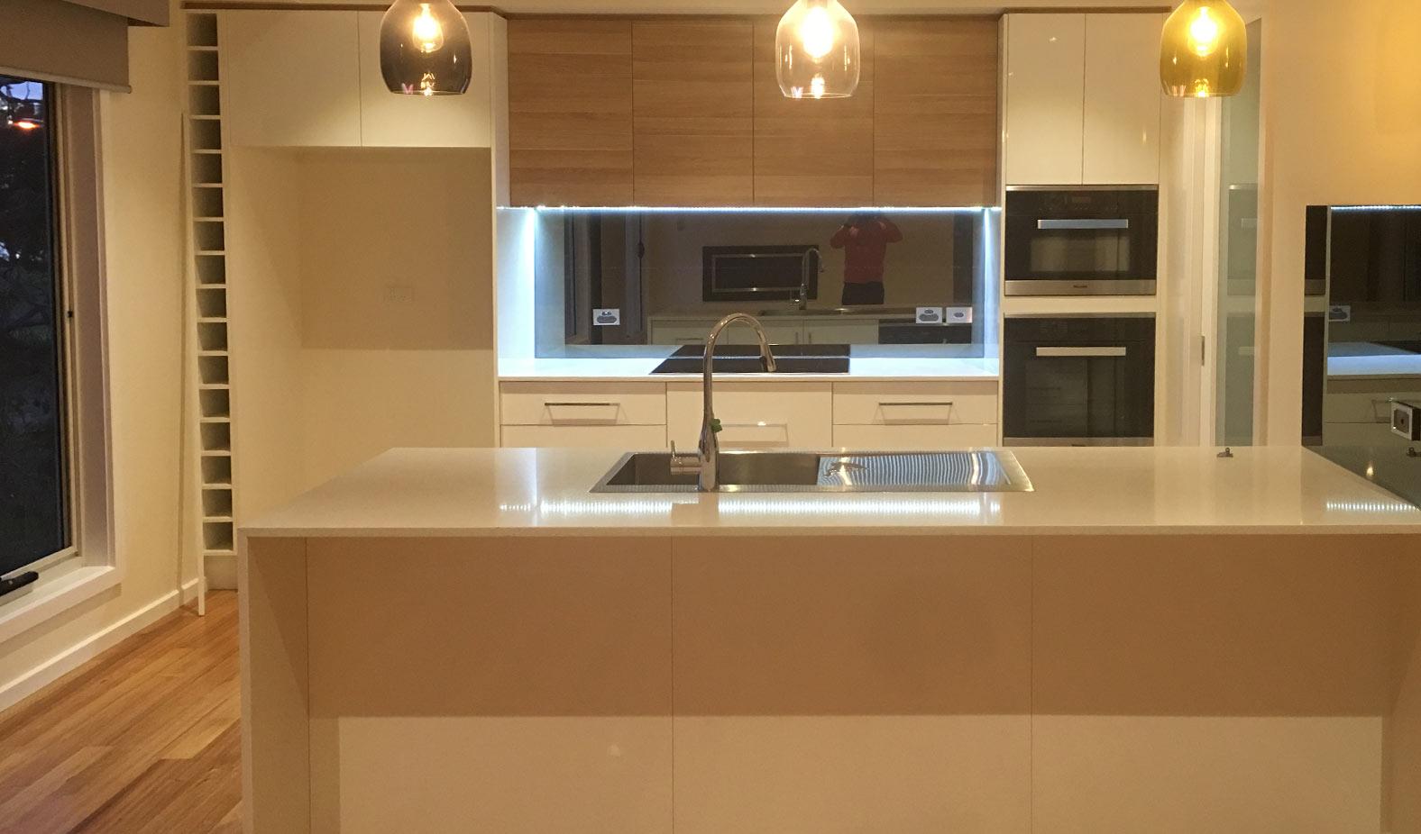 Heritage home kitchen design