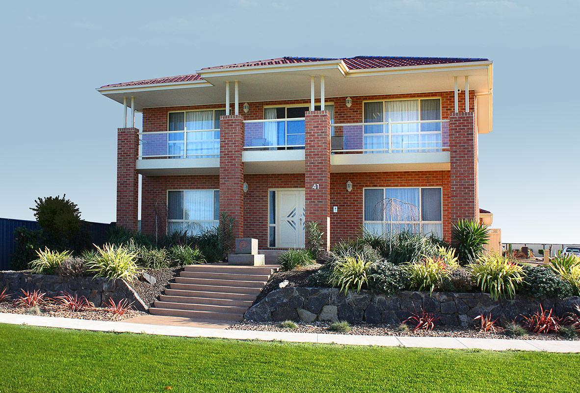 Double Storey Homes design