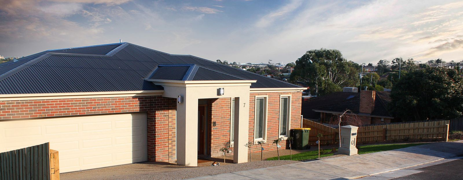 sloping sites melbourne