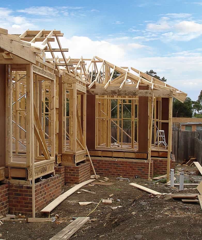 knock down rebuild