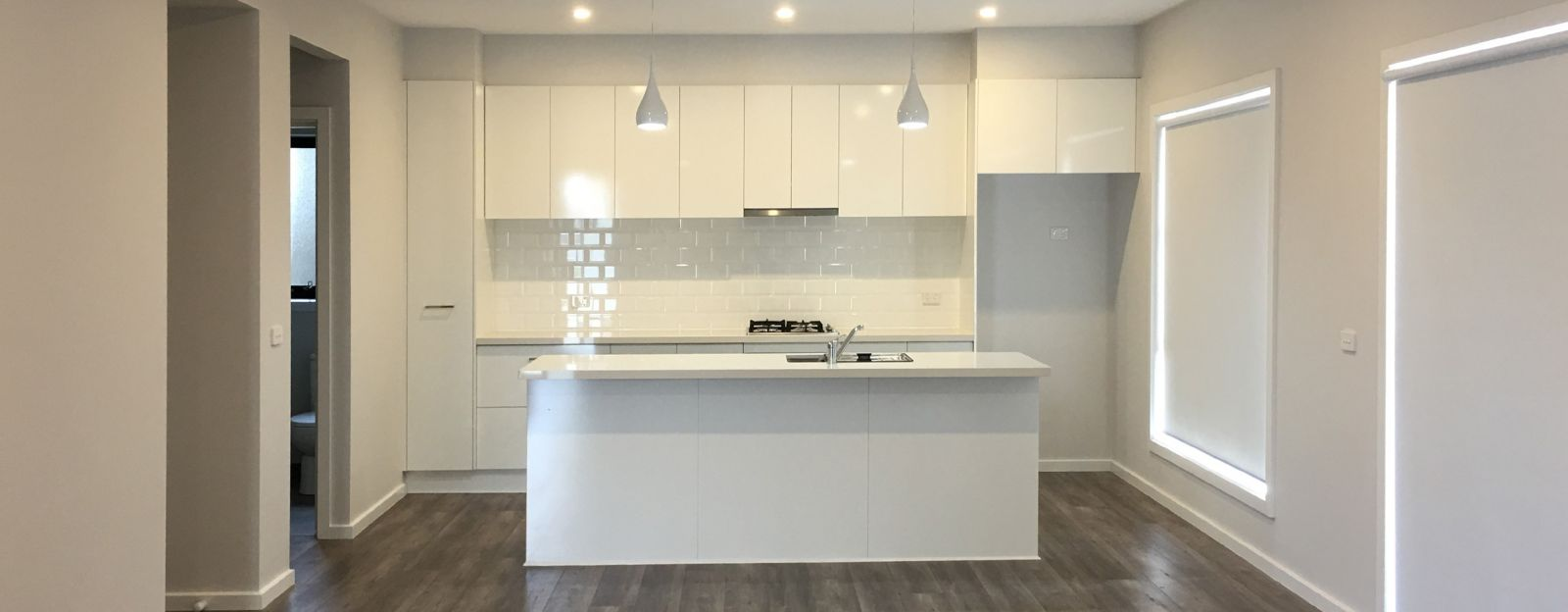 Double Storey Homes Kitchen Design