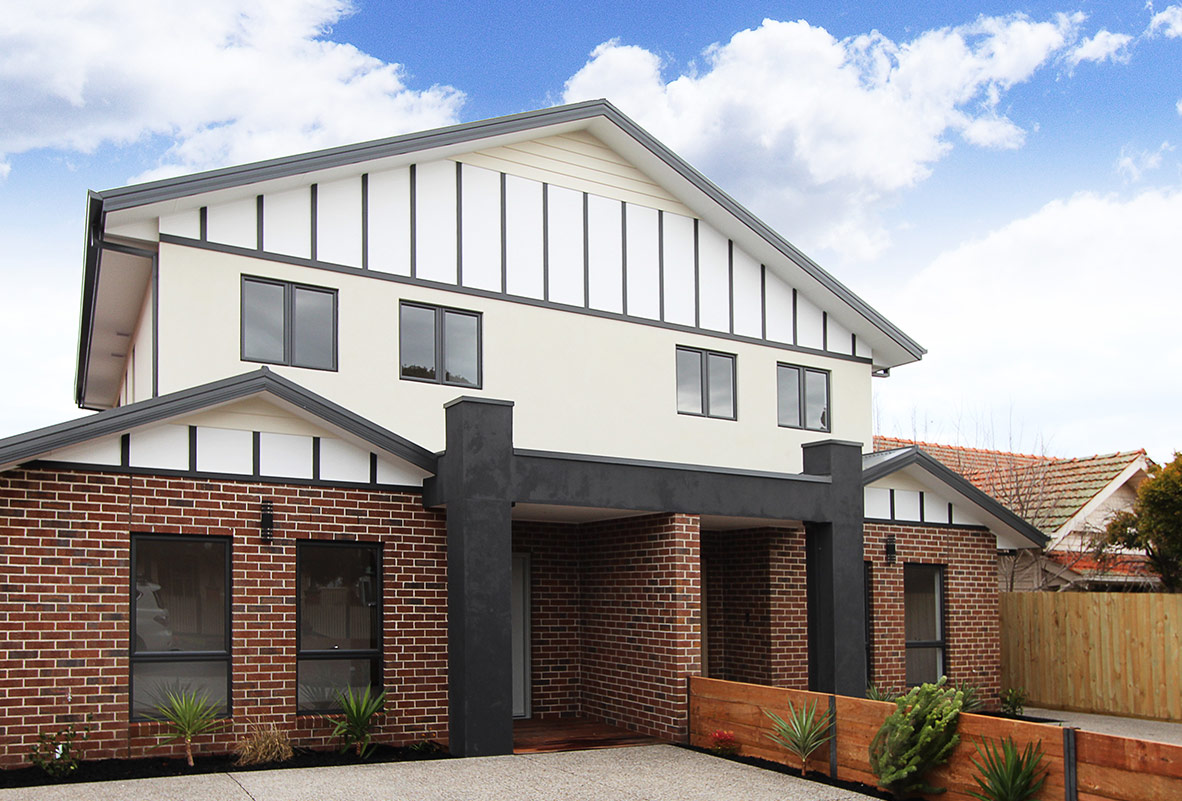 town house maidstone project