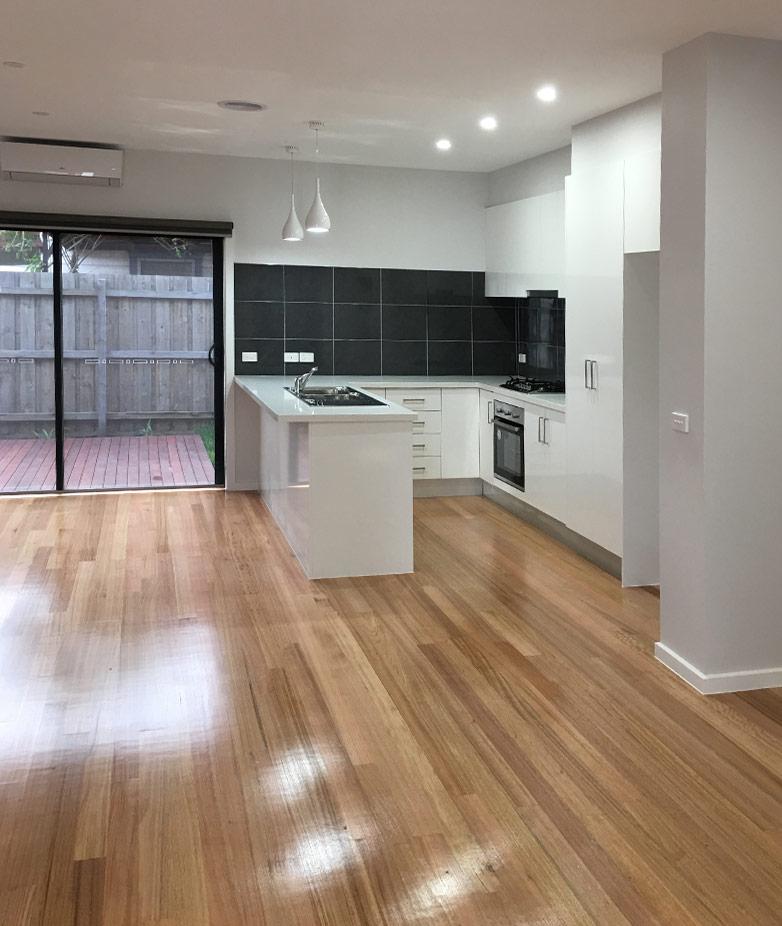 Multi-Unit Home Flooring