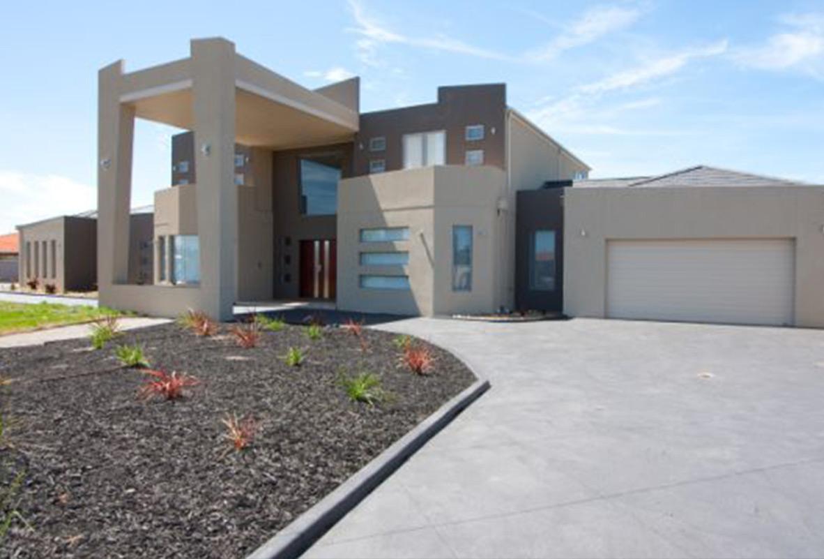 acrerage homes design melbourne