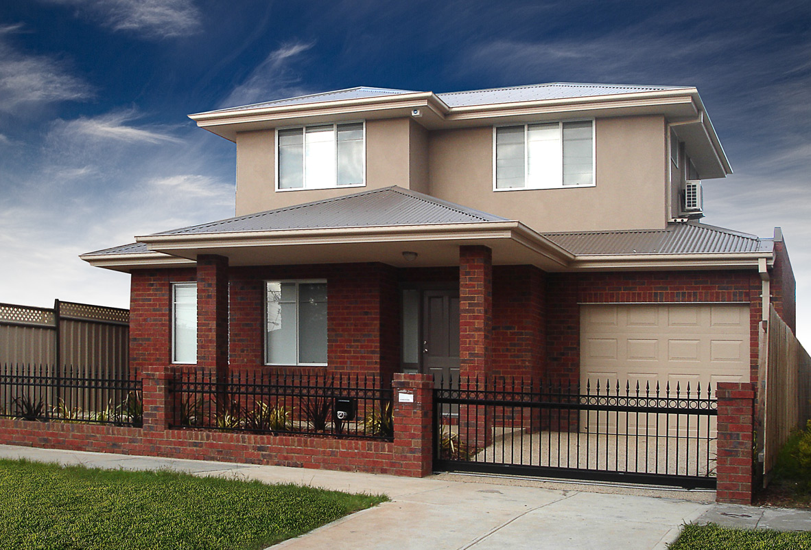 double storey homes melbourne